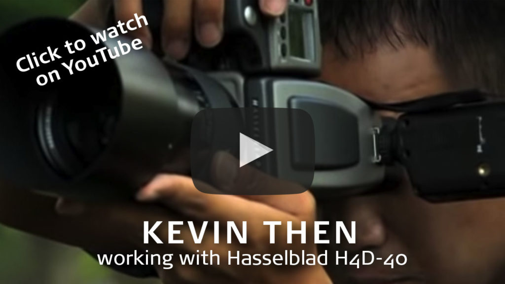 Thumbnail Kevin Then Hasselblad H4D-40 video