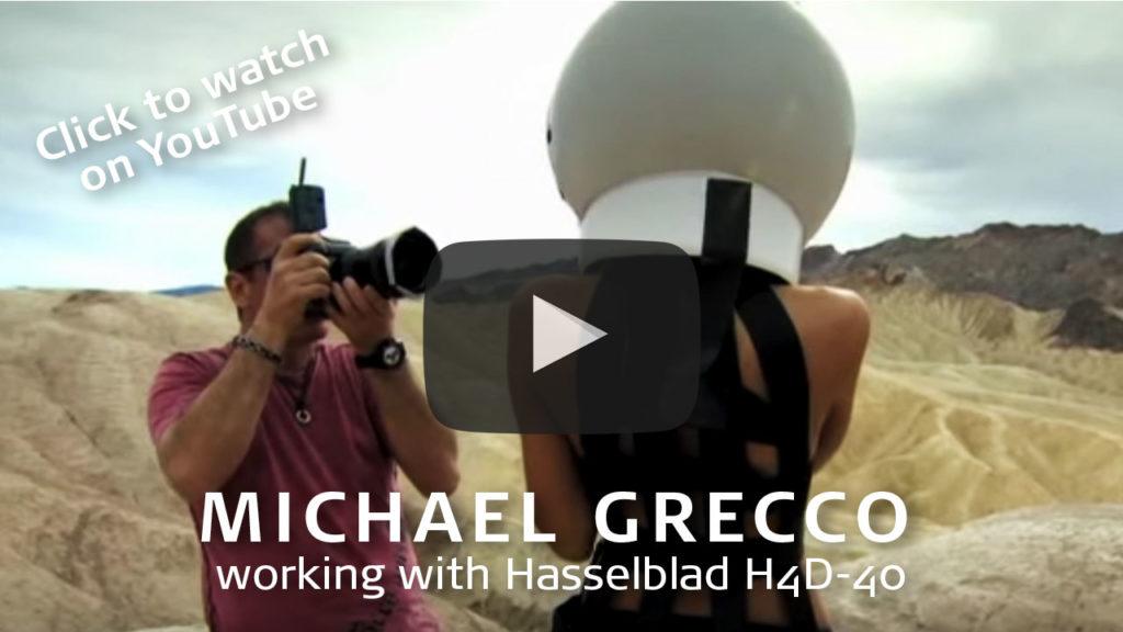 Thumbnail Michael Grecco Hasselblad H4D-40 video