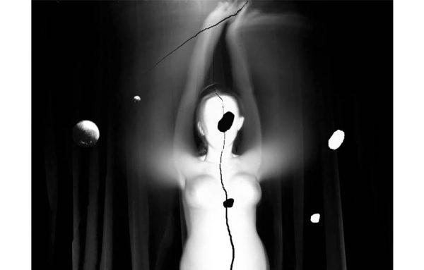 Nude by David Lynch