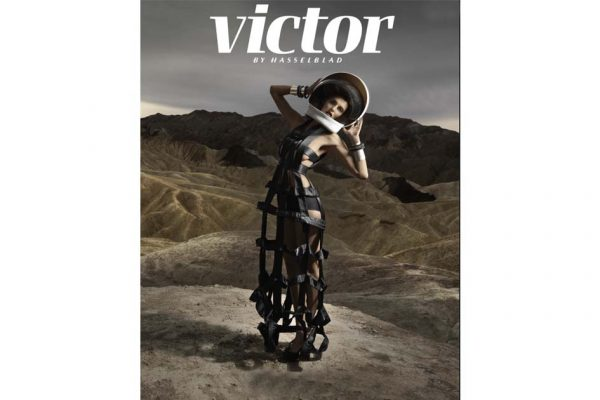Victor by Hasselblad, Cover by Michael Grecco